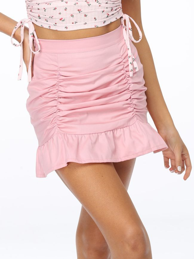 Fishtail Tight Skirt