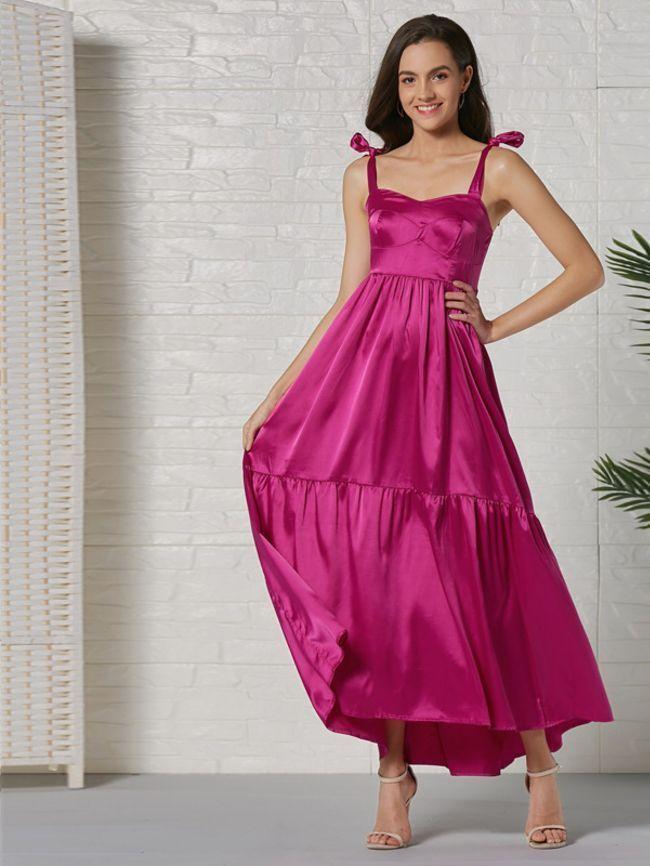 Sexy sling straps dress