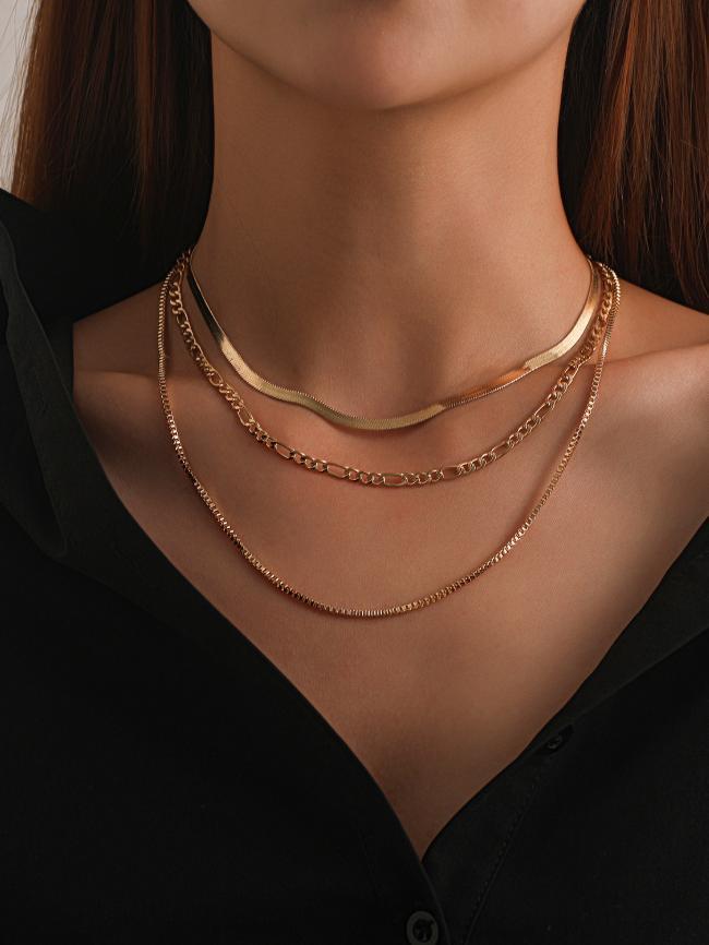 Fashion Short Necklace
