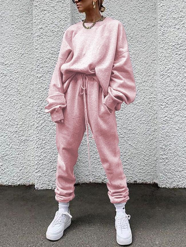 Loose Casual Suit