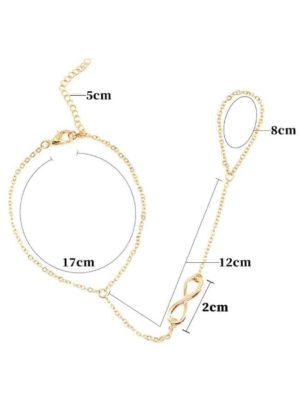 Lucky Number 8 Bracelet