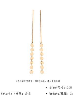 Personalized Handmade Earrings