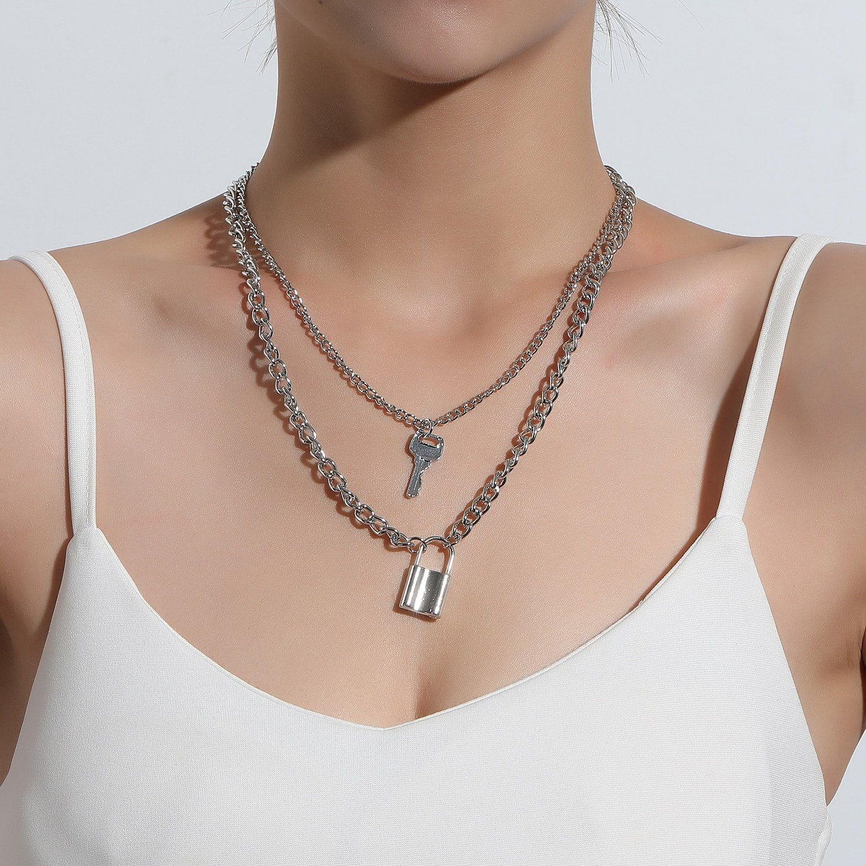 Punk Vintage Necklace