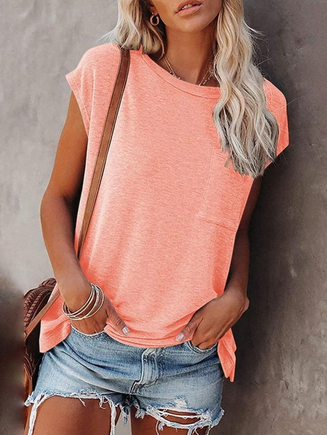 Strapless T-Shirt Top