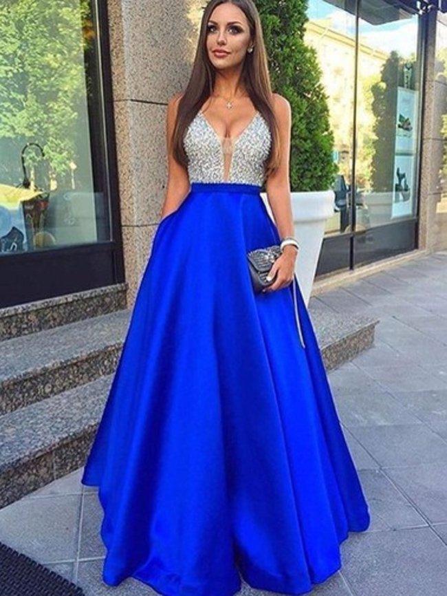 Sequins color matching premium dress