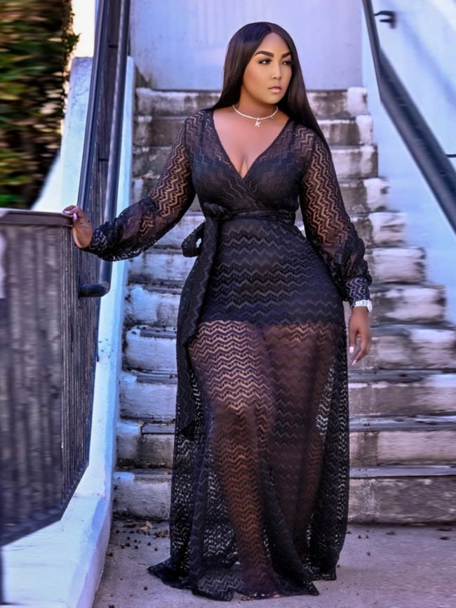new mesh selling dress