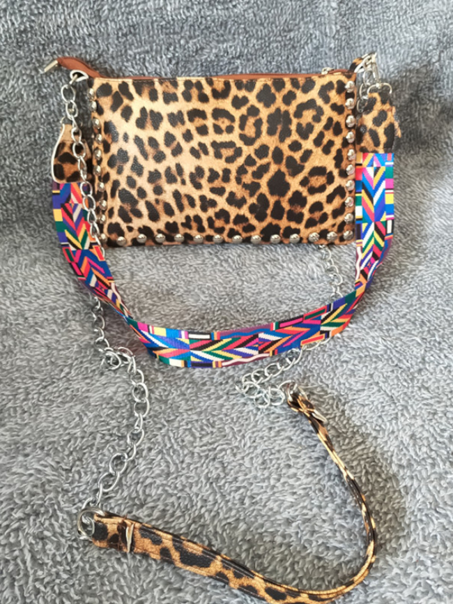 Chain Clutch Bag