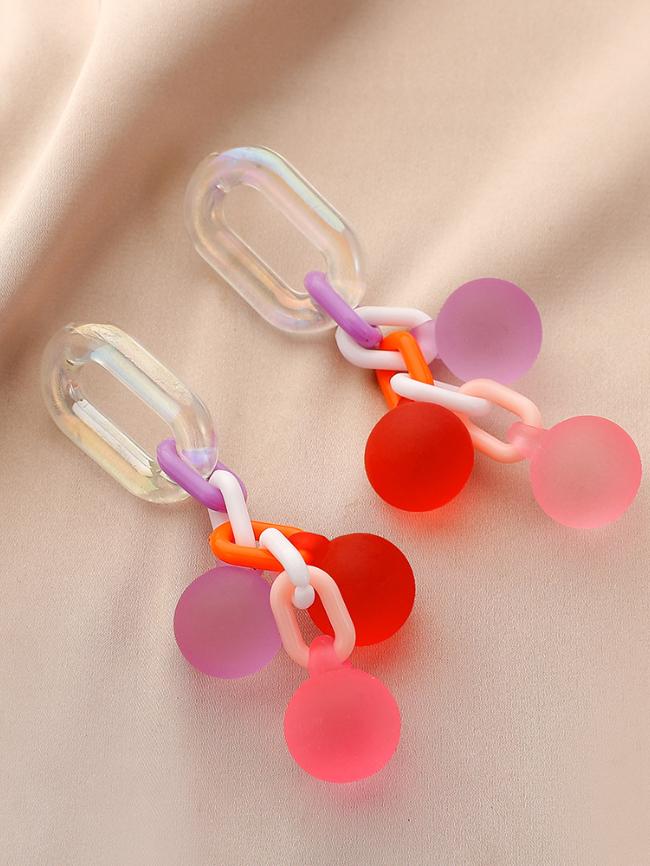 bubble earings