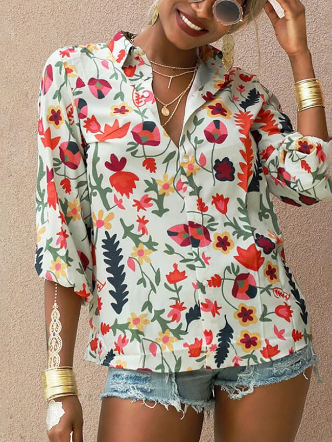single bust blouse